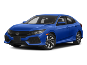 2019 Civic Hatchback CVT LX Featured Special Lease