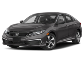2019 Civic Sedan CVT LX Featured Special Lease