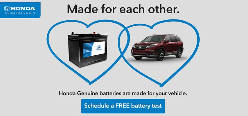 Made for Each Other batteries