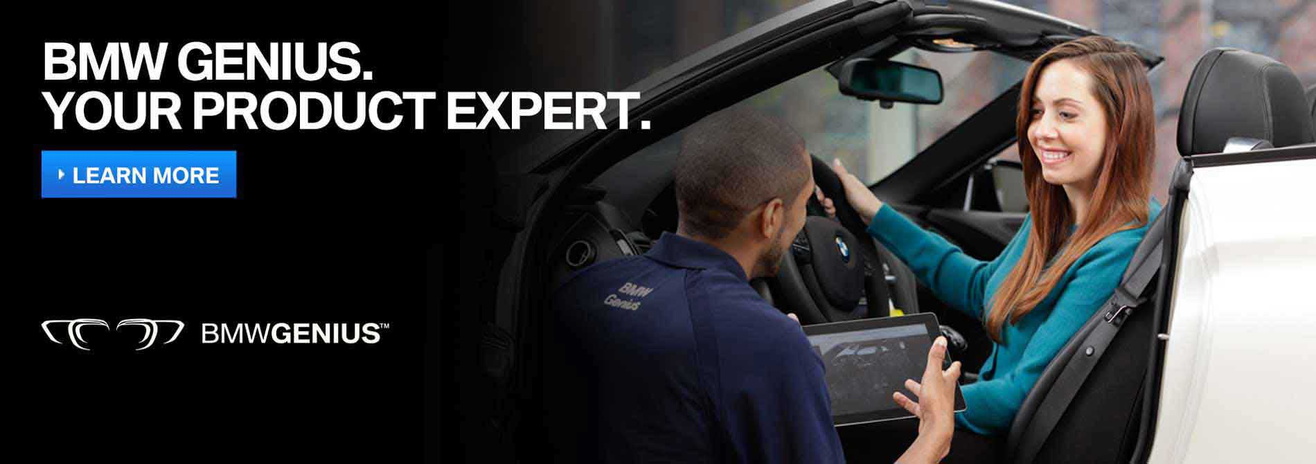 BMW Product Expert