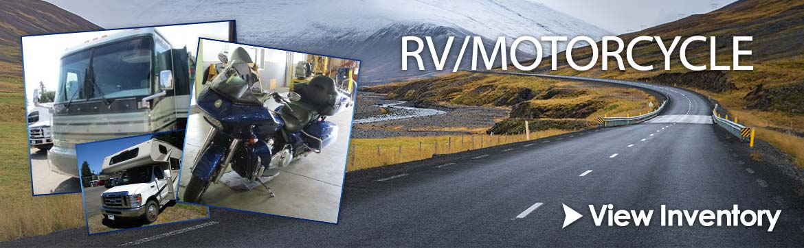 RV/Motorcycle