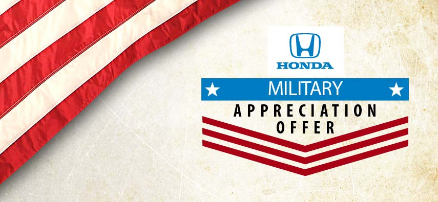 Military Appreciation Offer
