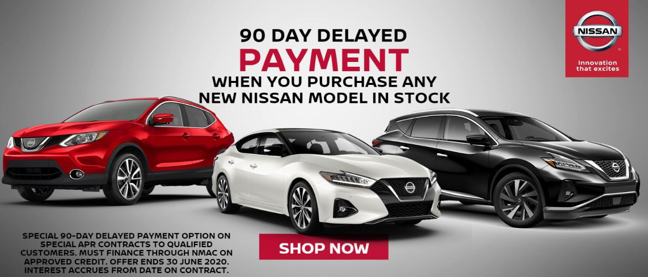 nissan 90 day
