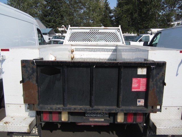 2015 Ford F350 9ft Service Body