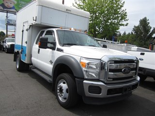 2012 Ford F450 10ft Box Truck