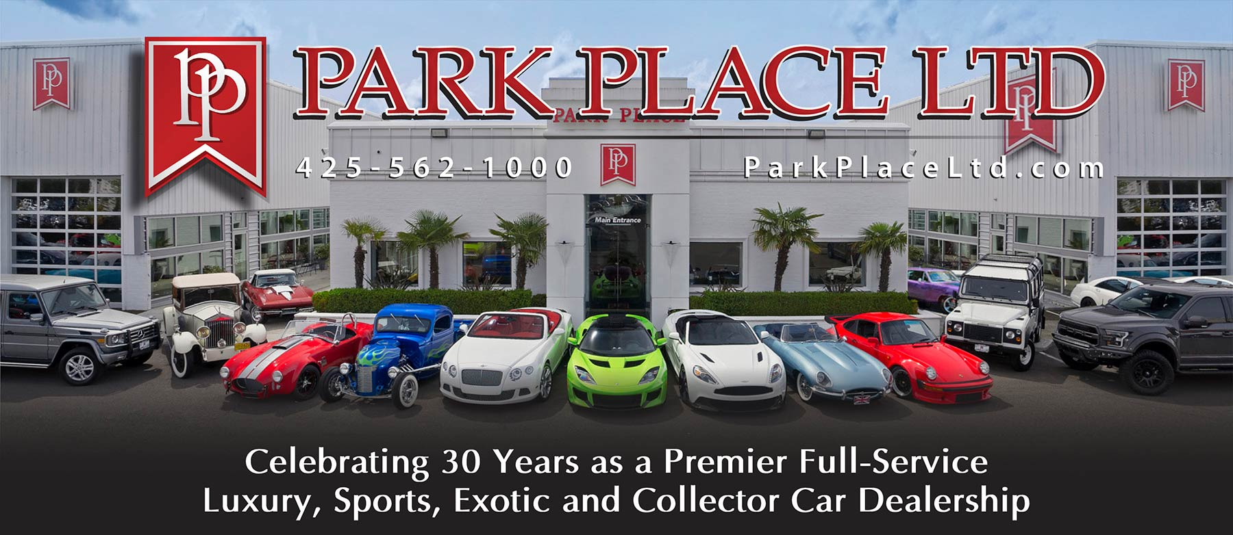 Park Place 30 Years