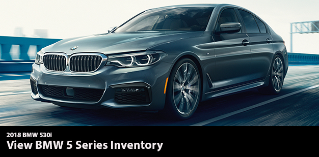 2018 BMW 5 Series inventory at Sterling BMW in Orange County, CA