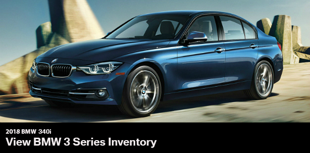 view new 2018 BMW series 3 inventory