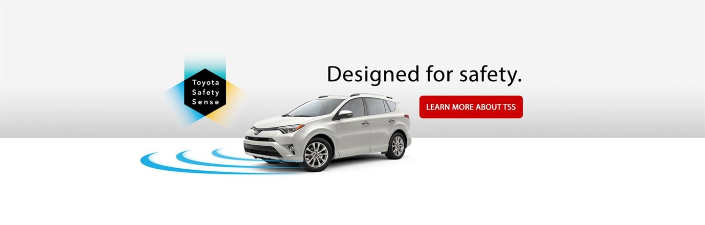 Toyota Safety Sense, Designed for Safety