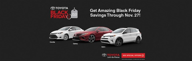 Black Friday Sales Event, Learn More About the Black Friday Sales Event