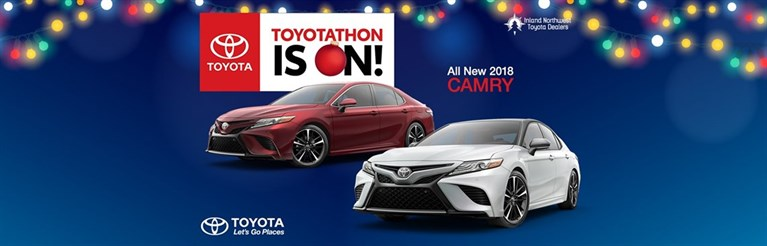 Toyotathon Is on, Learn More About Toyotathon