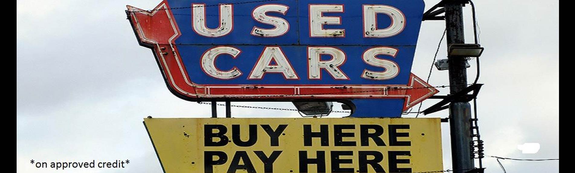 Used Cars Buy Here Pay Here